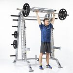 TuffStuff Smith Machine Half Cage Combo (CSM-600)