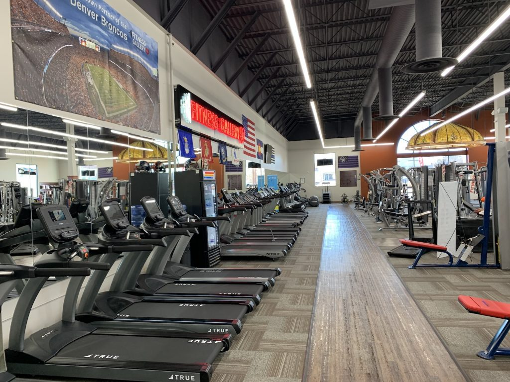 Shop Fitness Gallery - S Colorado Blvd Exercise Equipment Store