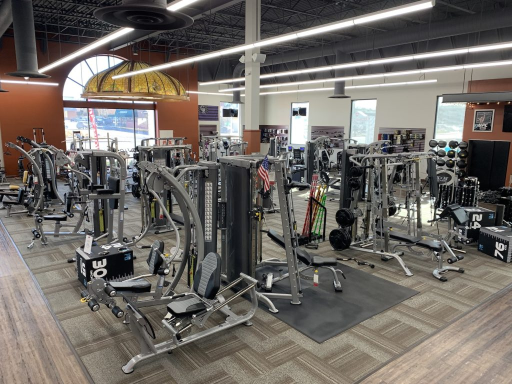Shop Home Gym Strength Equipment at Fitness Gallery in Denver, CO