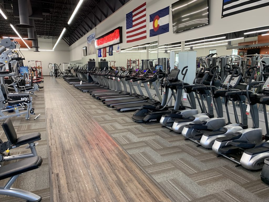 Shop Home Gyms and Ellipticals at Fitness Gallery
