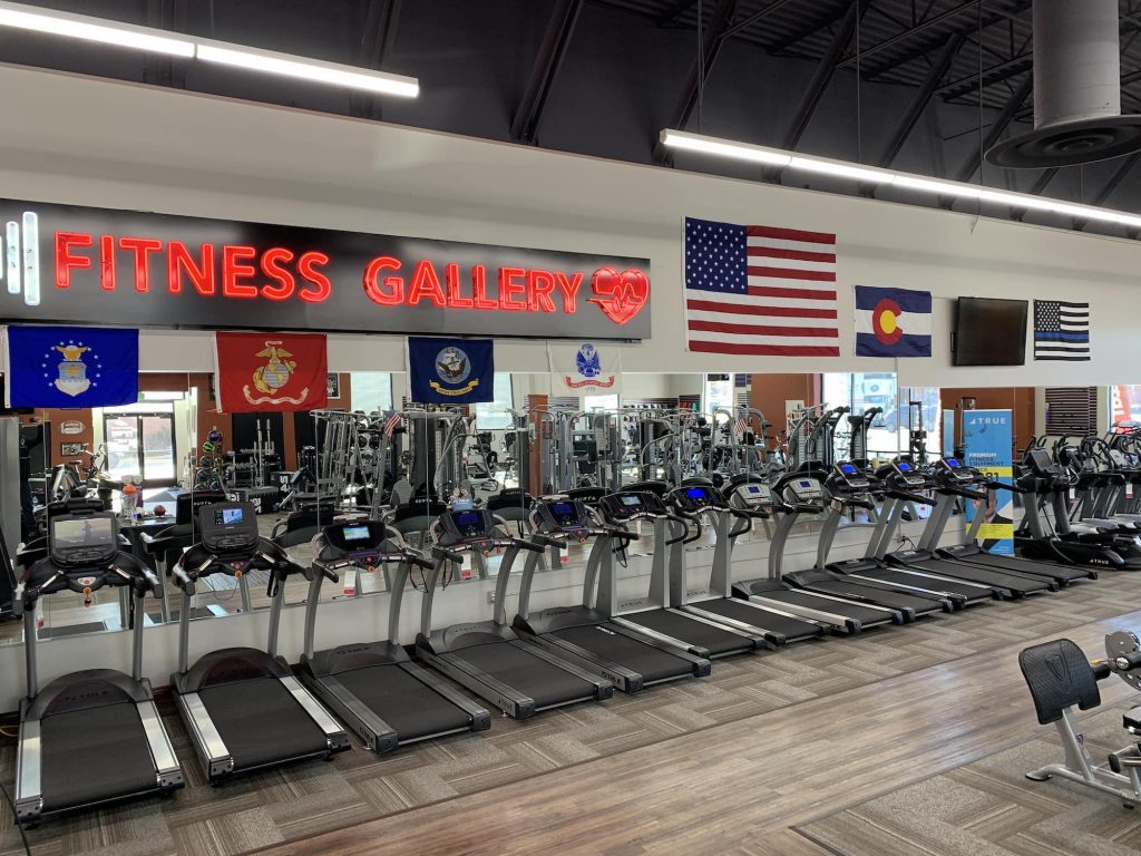 Shop Treadmills for Home and Commercial Use at Fitness Gallery