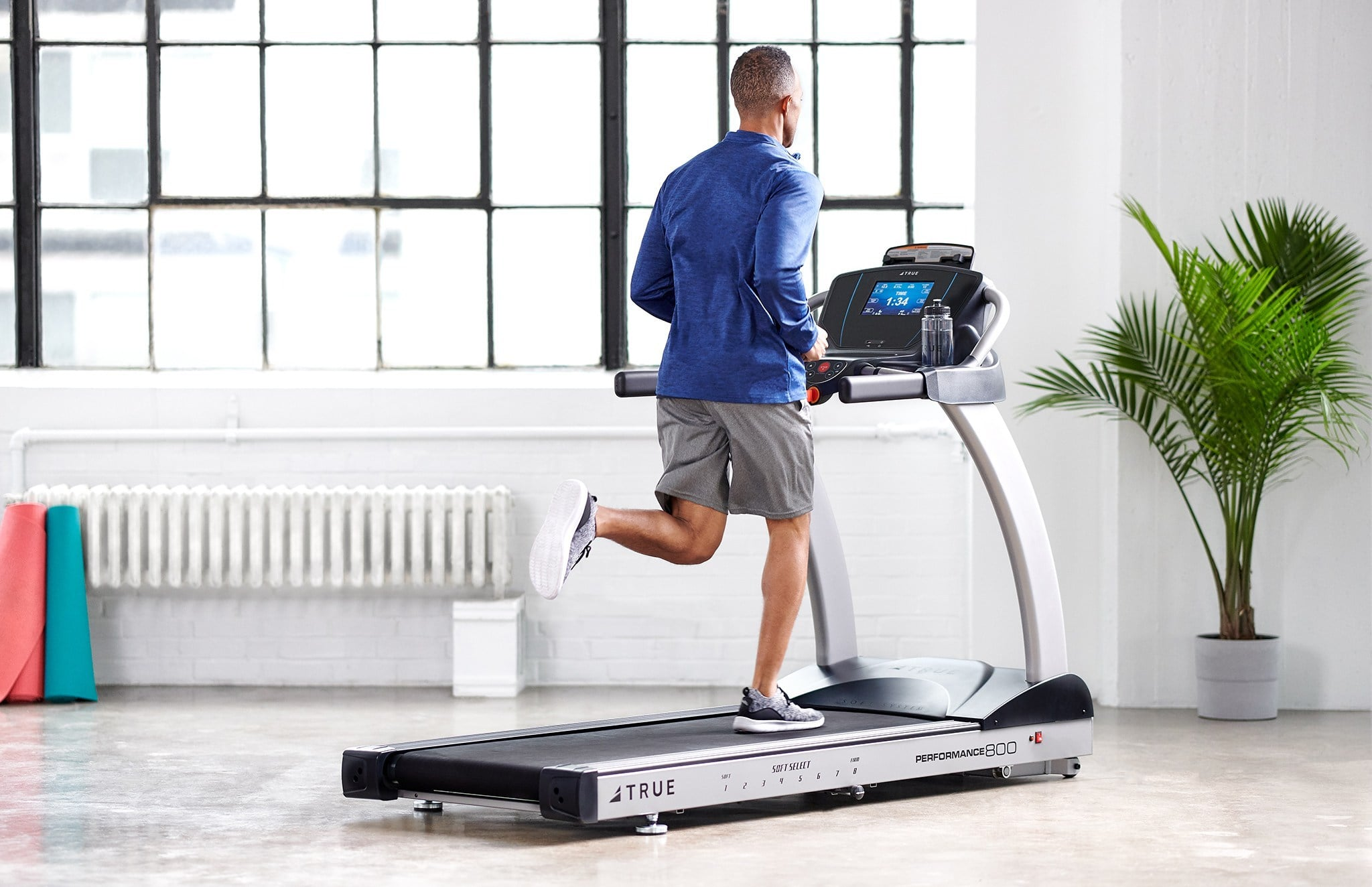TRUE Fitness Home Treadmill - Shop Fitness Gallery