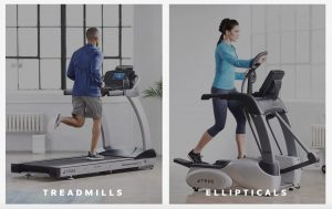 Treadmills Vs. Elliptical Trainer for Home Gym