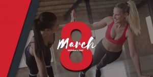 International Women's Day at Fitness Gallery