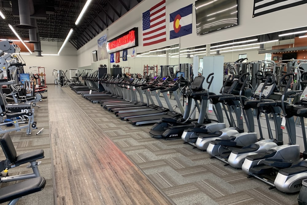 South Colorado Blvd Fitness Equipment Store In Denver Fitness Gallery