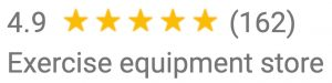 Fitness Gallery Google Reviews - Denver