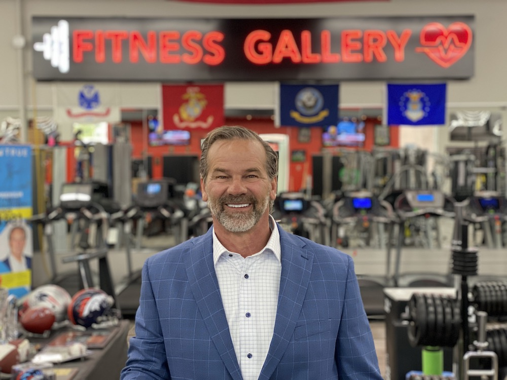 Donnie Salum President at Fitness Gallery