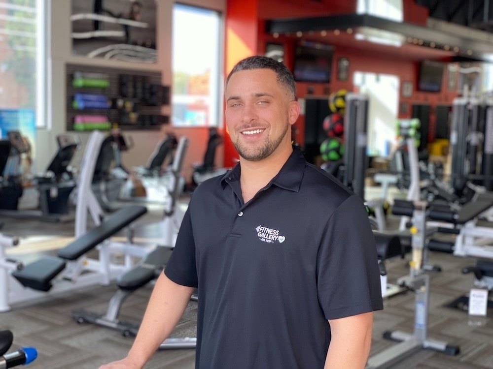 Dylan Muse Fitness Expert at Fitness Gallery