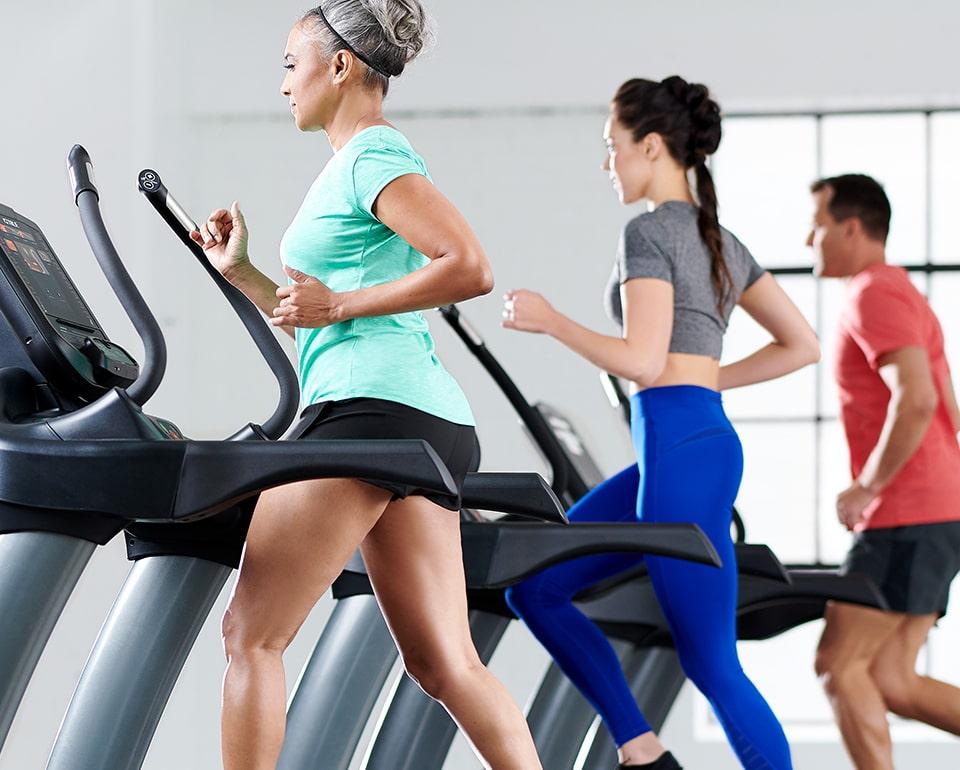 TRUE Fitness Treadmills - Shop Fitness Gallery