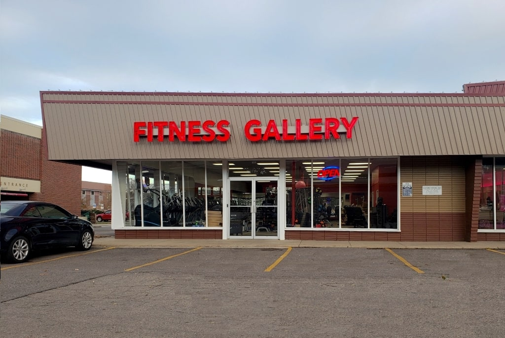 Fitness Gallery Boulder Store