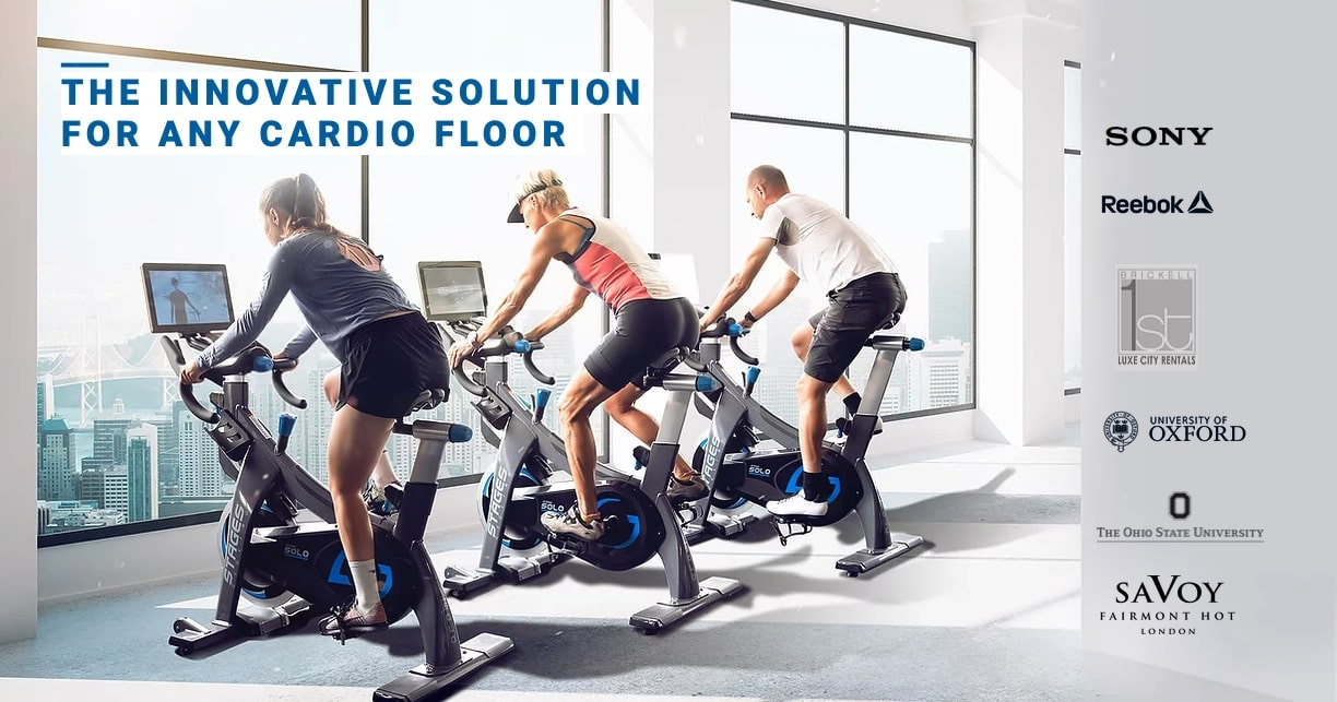Stages Solo Spin Bike - Commercial Gym