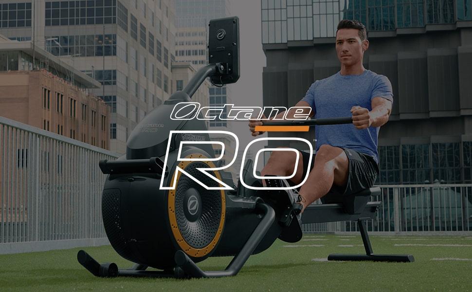 Octane Fitness RŌ Rowing Machine