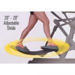 Octane XT-One adjustable stride