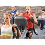 Group Cardio Class - Octane Fitness XT3700